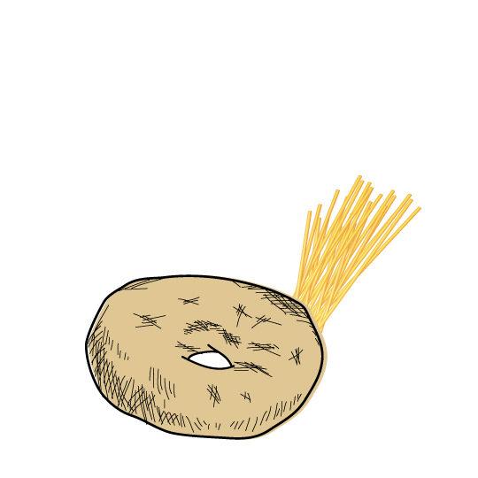 Pasta, Pane e Vicci